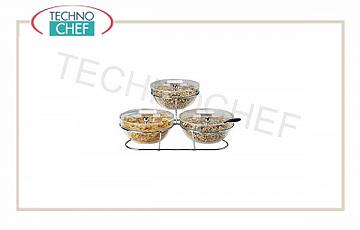 Buffet display Display Stand With Bowls Cm 23