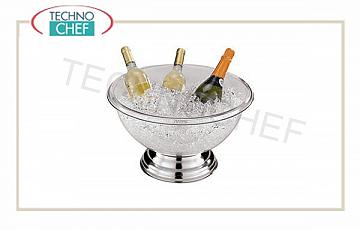 Buckets Bottle holders for wines, sparkling wines and champagne Punch Cup Cm 44