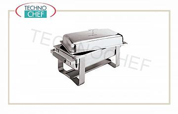 Chafing dish / Chafing dish GN 1/1 stainless steel food warmer