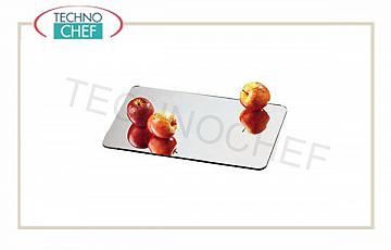 Mirror display trays for buffet Rectangle Acrylic Mirror Cm45X30