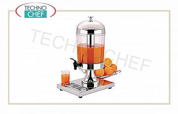 Juice and beverage dispensers (buffet) 8 Juice Dispenser Eco