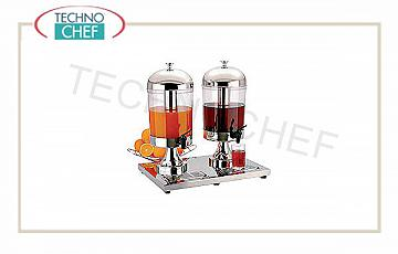 Juice and beverage dispensers (buffet) DUO Juice Distributor