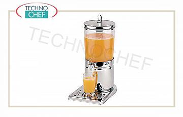 Juice and beverage dispensers (buffet) 4 L Juice Distributor