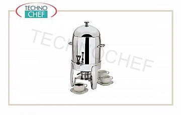 Chafing dish / Chafing dish Coffee dispenser Lt. 10.5