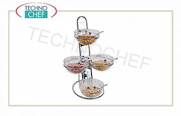 Buffet display Buffet Exhibitor 3 Floors With