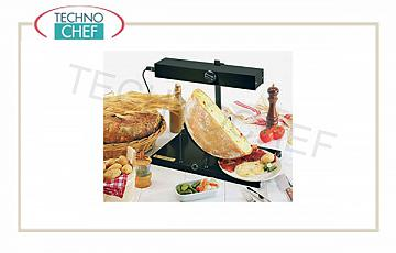 Raclette / Casters for cheese Raclette Service 230V 900W