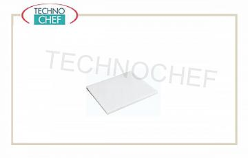 Chopping boards in polyethylene White Gn 1/2 cutting board