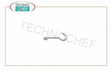 Stainless steel meat hook