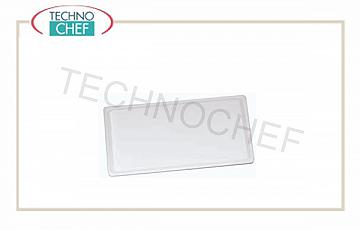 Chopping boards in polyethylene White Chopping Board Gn 2/1 C / Groove