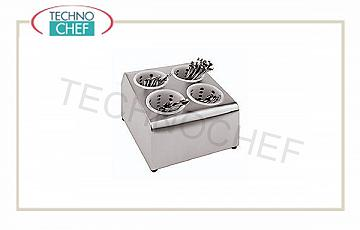 Cutlery containers Basket holder for cutlery