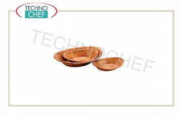 Salad bowls and bowls Oval Bowl Cm 19.5