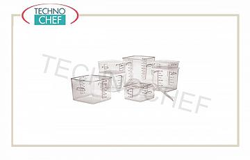 Food storage boxes Graduated Space Storage Box