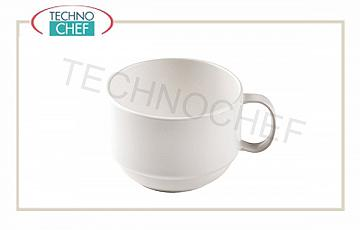 Polycarbonate pottery Coffee cup