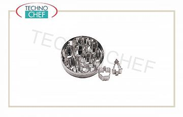 Stainless steel moulds