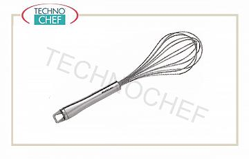 Egg whisk Series 48278 with stainless steel handle 6-wire egg whisk, 18/10 stainless steel, 28.5 cm long, stainless steel handle