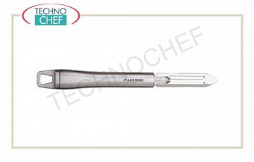 Series 48278 with stainless steel handle Pelapatate, 18/10 stainless steel, 19.5 cm long, stainless steel handle