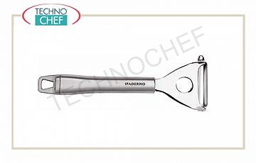 Series 48278 with stainless steel handle Y-shaped peeler, 18/10 stainless steel, 18 cm long, stainless steel handle