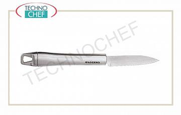 Series 48278 with stainless steel handle Paring knife, 18/10 stainless steel blade, 20.5 cm long, stainless steel handle