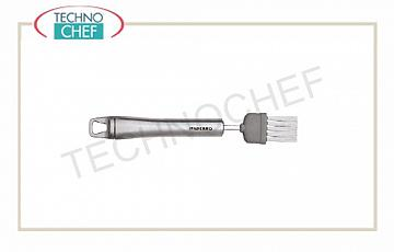 Series 48278 with stainless steel handle Pastry brush, 20 cm long, stainless steel handle