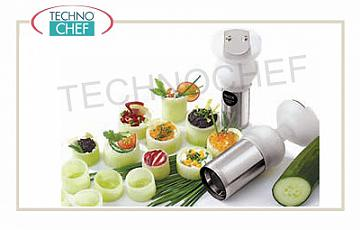 Manual vegetable cutter Turn'Up Cm 4