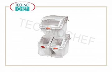 Plastic Food Containers Midi Security Container