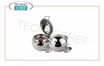 Electric bain marie for soups (buffet) Soup Bowl For Induction