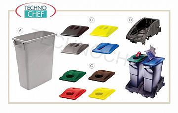 Dumpsters and waste containers Waste Container C / Handles Lt 60