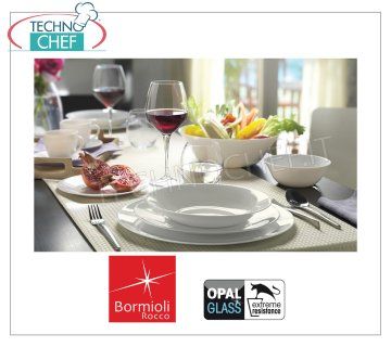 Tempered glass dishes