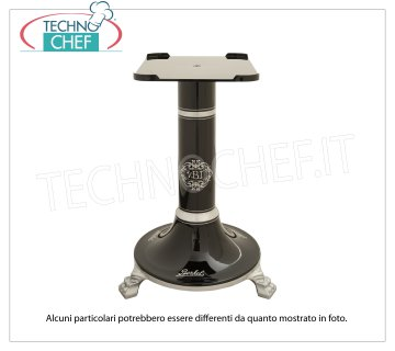 BERKEL - Pedestal B2 black for Flywheel Slicer mod. B2 Support pedestal in black painted cast iron for Flywheel slicer B2, Weight 65 Kg, dim.mm.400x500x800h
