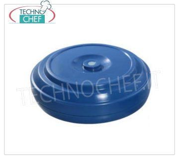 Isothermal bell for transporting single plates PT30 Isothermal bell for transporting single plates, Blue color, diameter 280x55h mm.