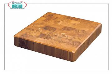 Butcher's Blocks - Acacia wood cutting boards 12 cm thick Wooden cutting board