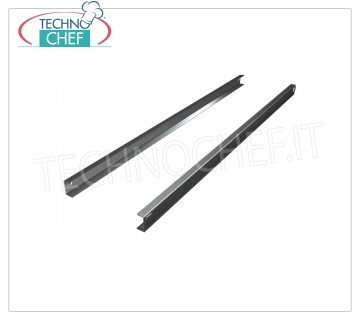 Inox Guides C-shaped stainless steel guides