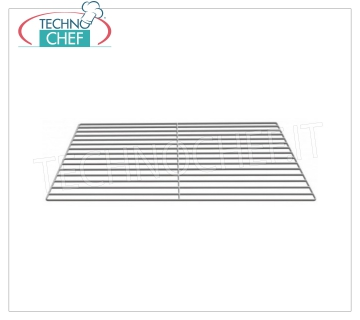 TECHNOCHEF - Laminated grid GN 1/1, Mod. GRPLTGN Gastro-Norm 1/1 plasticized grid (mm.530x325)