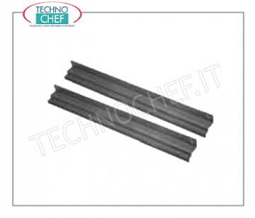 TECHNOCHEF - Universal steel guides, Mod. GUABB Universal steel guides for temperature reduction