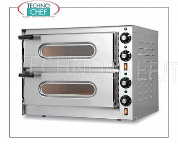 gas/electric pizza ovens