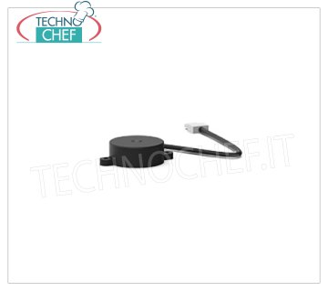 Unox - Buzzer kit, model XEC015 Buzzer Kit - Allows you to increase the intensity of the sound produced by the oven to signal the end of cooking